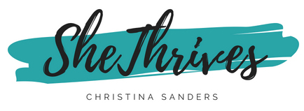She Thrives Logo